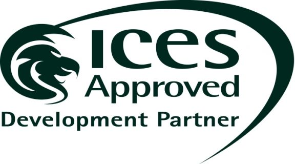 ICES Approved logo